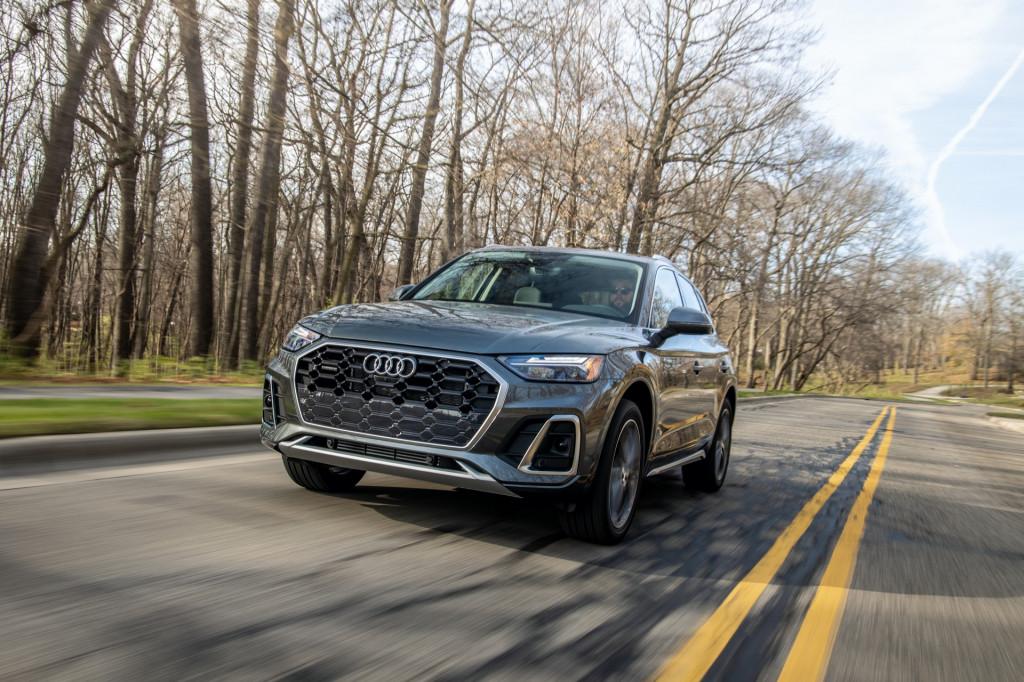2021 Audi Q5 plug-in hybrid
