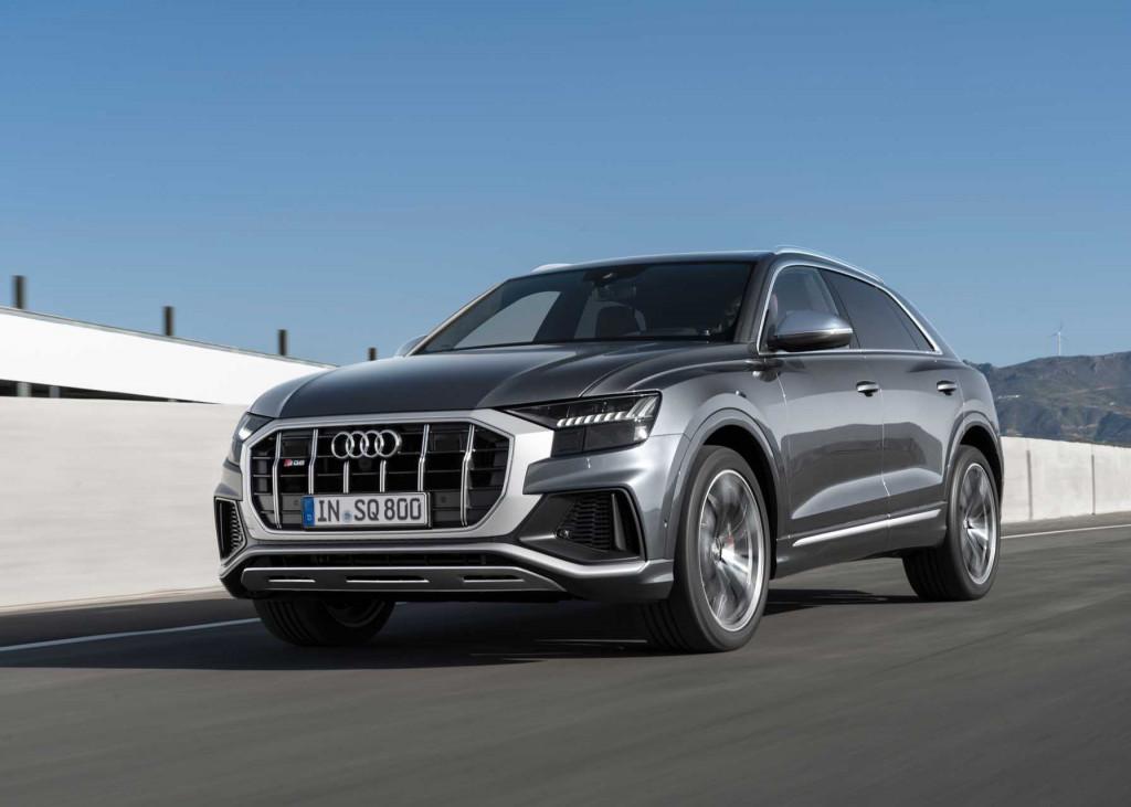 2021 Audi Q8