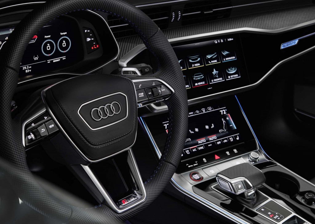 2021 Audi RS 6 Avant RS Tribute Edition