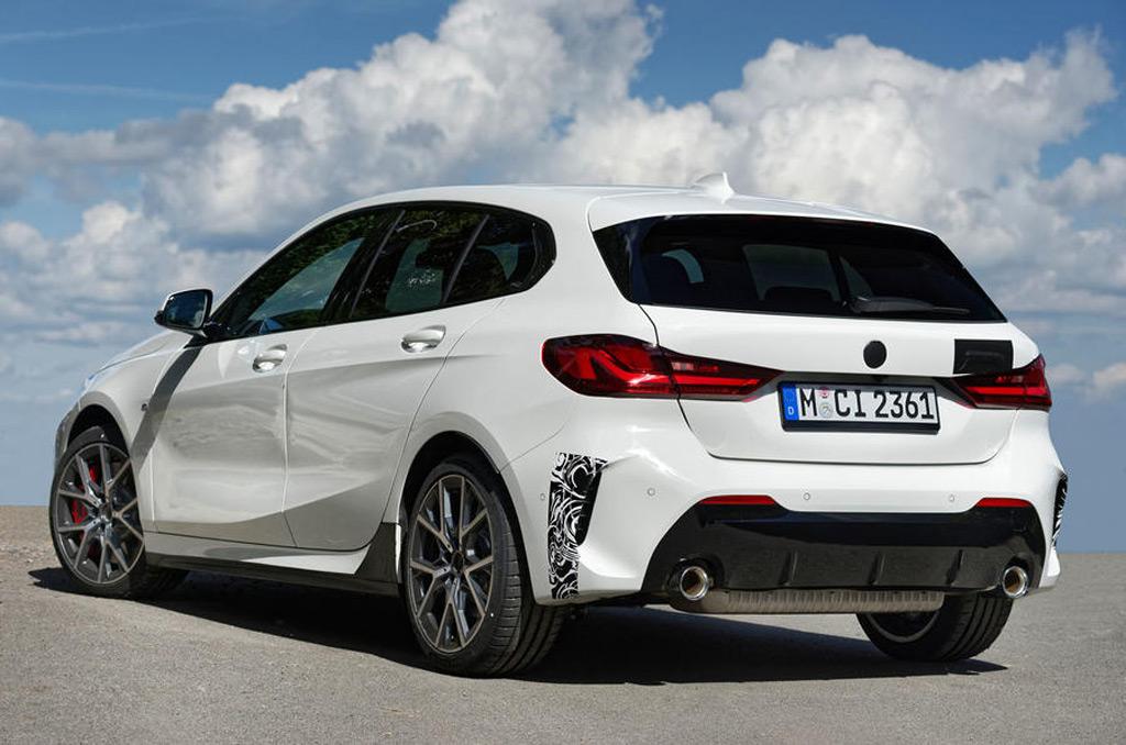 2021 BMW 128ti prototype