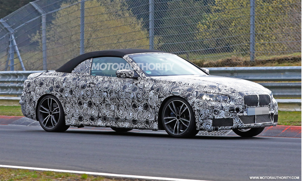 2020 Chevy Silverado, 2020 Mercedes GLE580, 2021 BMW 4-Series Convertible: Car News Headlines