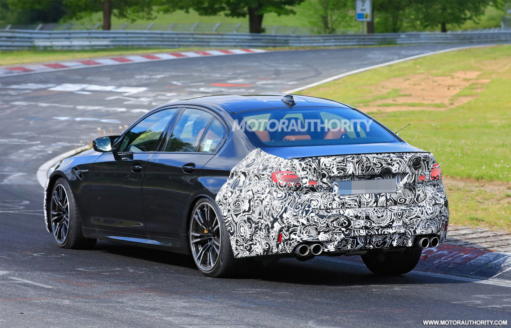 20 BMW M20 spy shots Review and Price