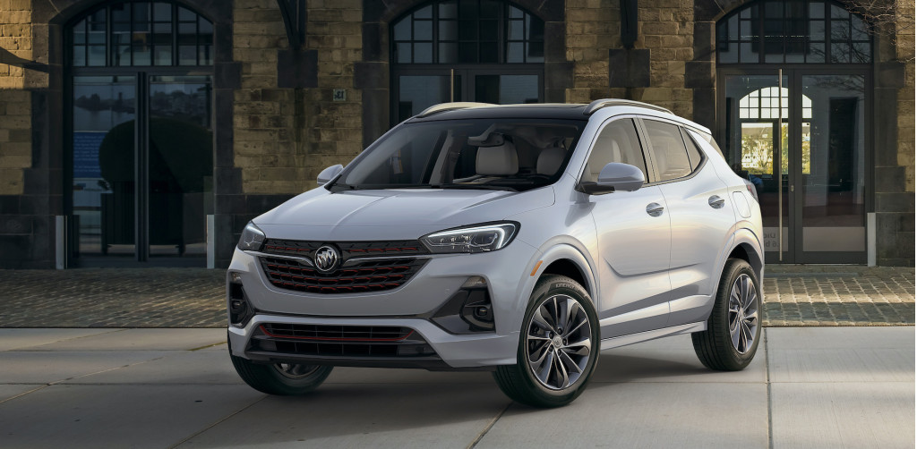 2021 Buick Encore GX first drive: So many Encores, so little drama