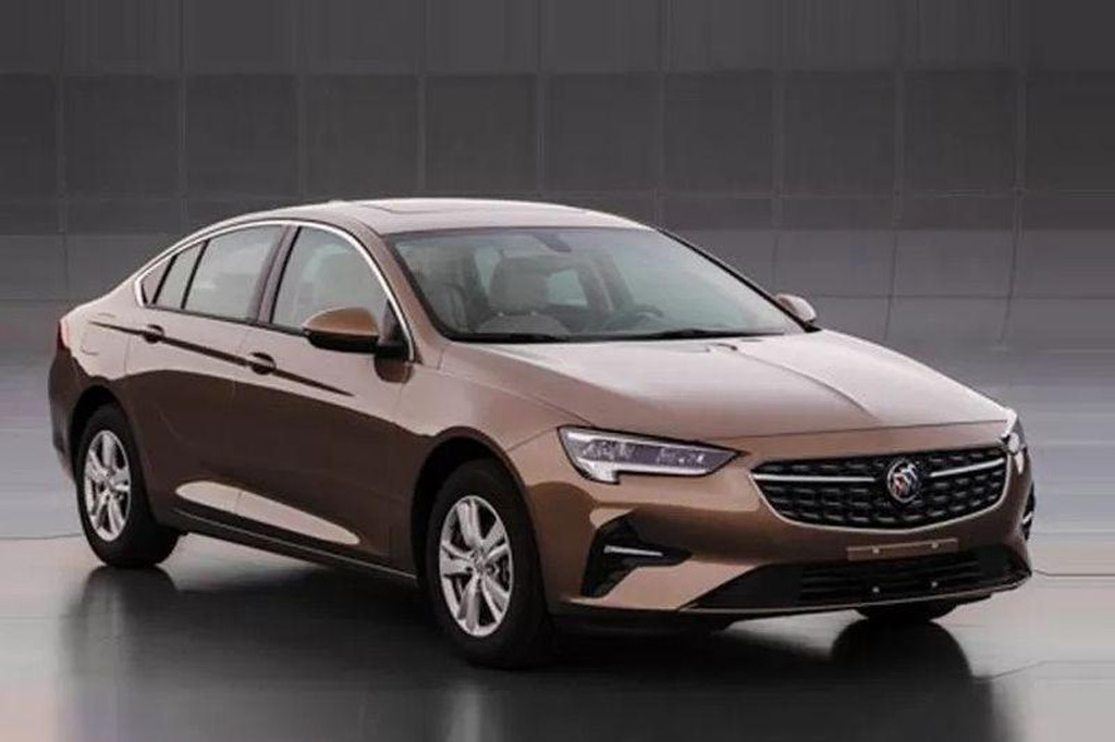 2021 buick regal leaked