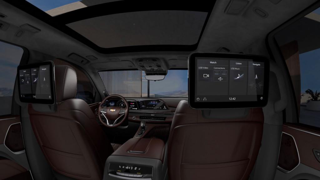 2021 Cadillac Escalade ESV revealed, Escalade order books open