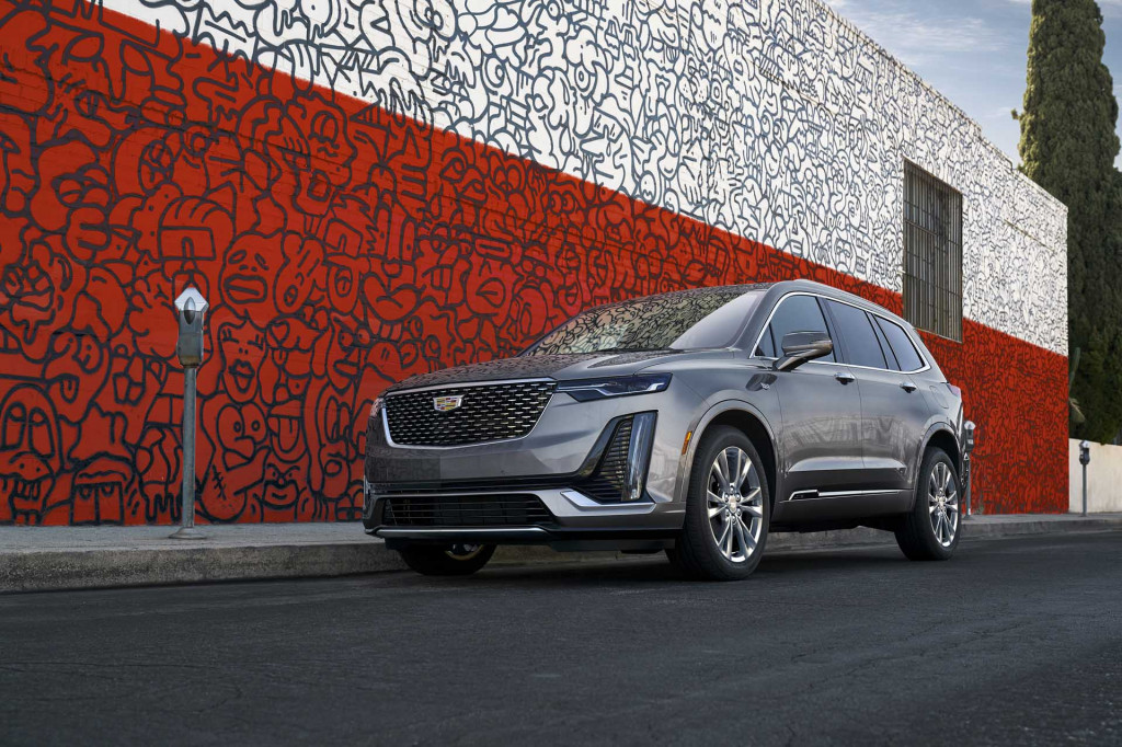 Cadillac Lyriq Electric SUV Preview