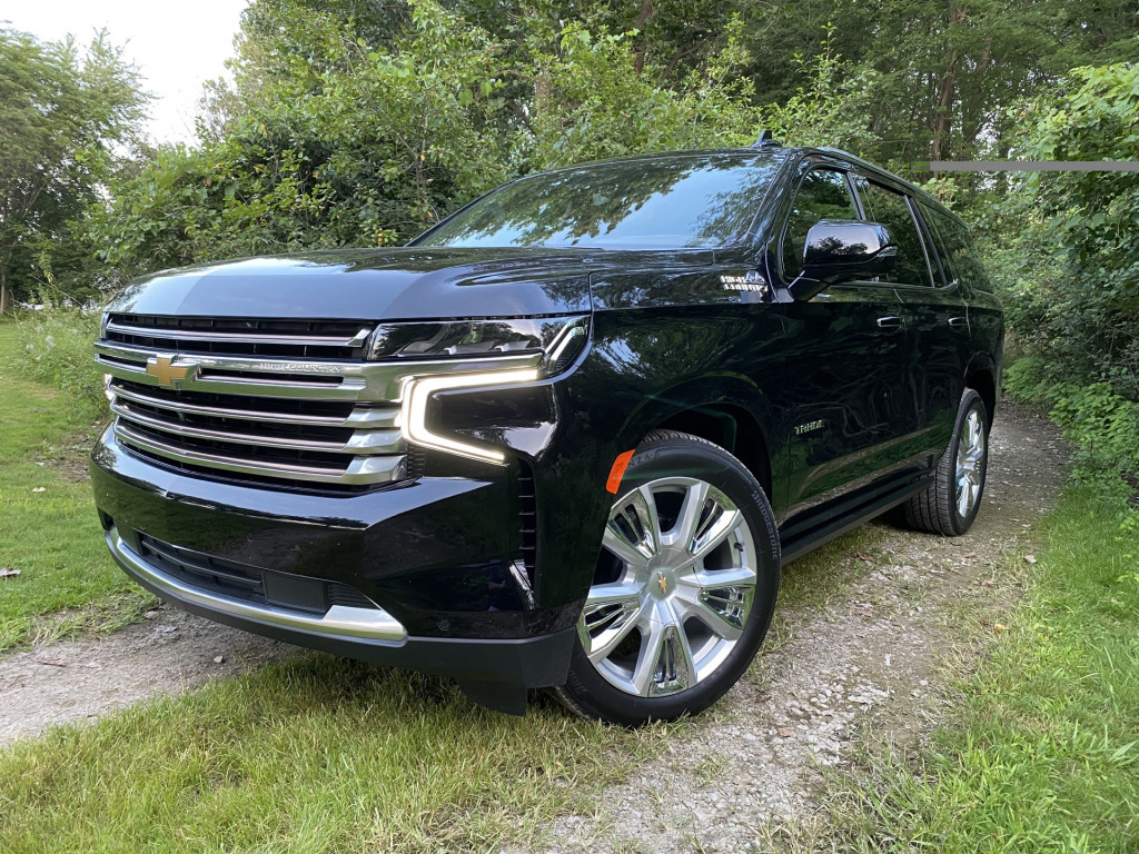 2021 chevy tahoe driven 2020 ford mustang drop top update