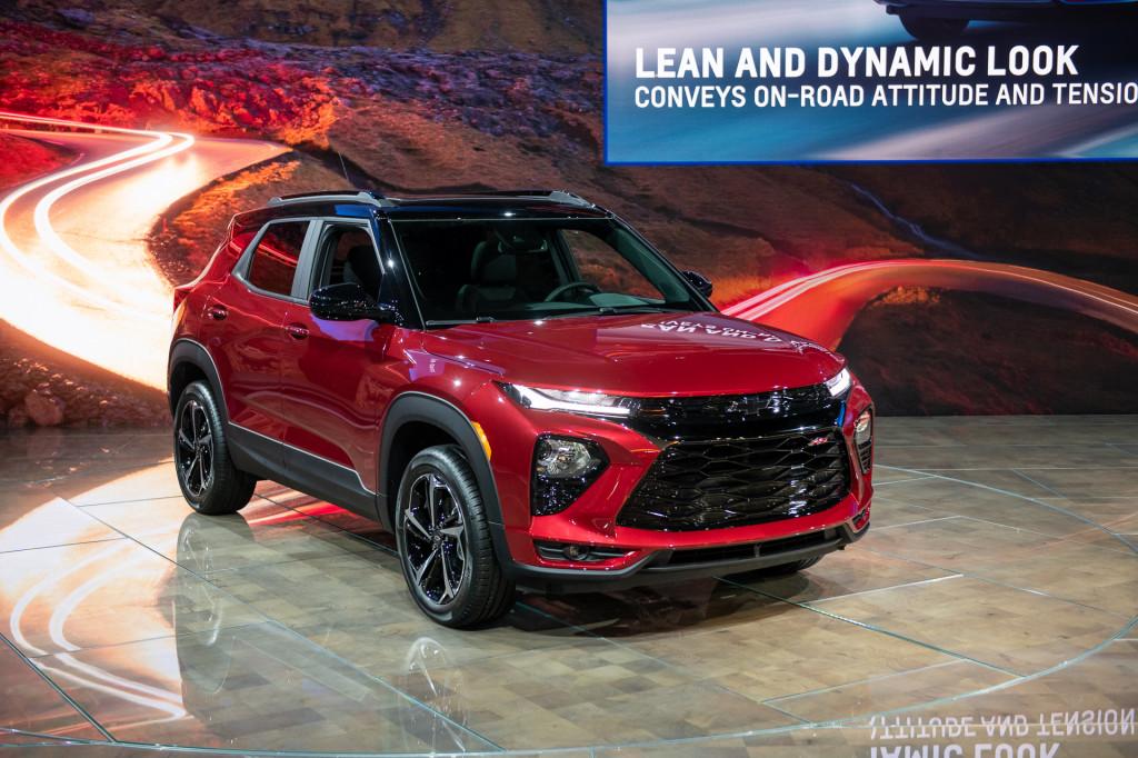2021 Chevrolet Trailblazer crossover SUV will get tougher, off-road variant