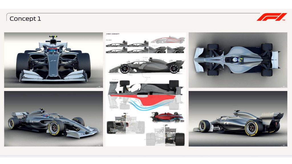 2021 F1 racer concept 1
