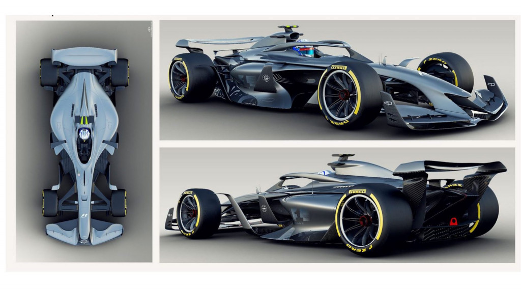 2021 F1 racer concept 3