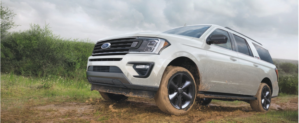 2021 Ford Expedition STX: Lower $51,690 price can't match Tahoe, Armada