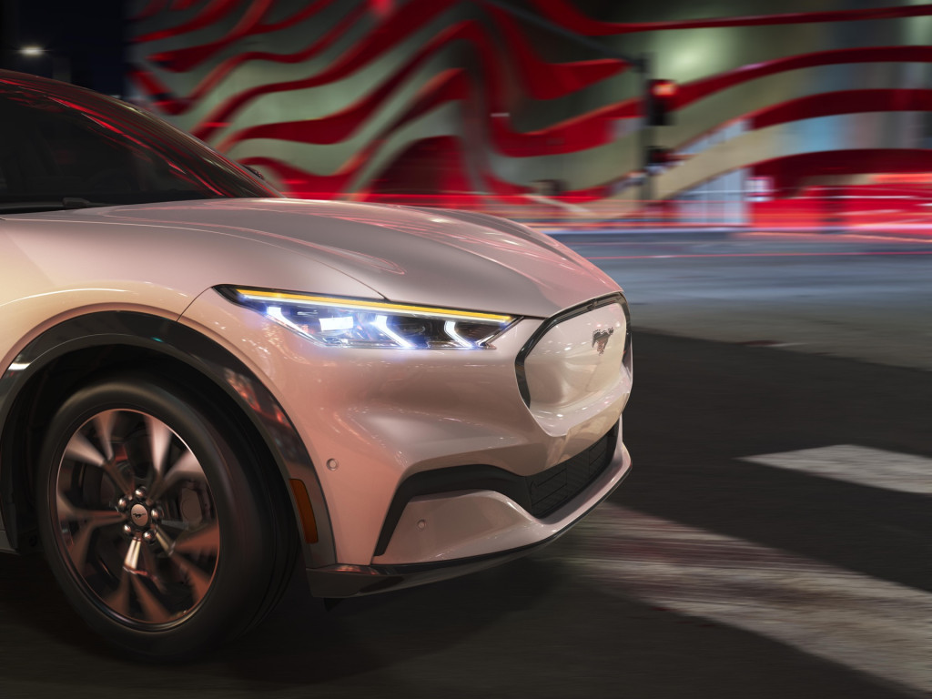 Five things we didn't expect in the 2021 Ford Mustang Mach-E electric SUV