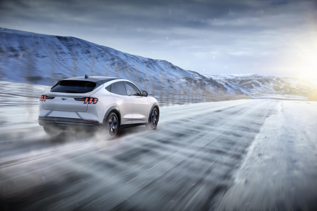 We rode in the 2021 Ford Mustang Mach-E: Here's what it felt like