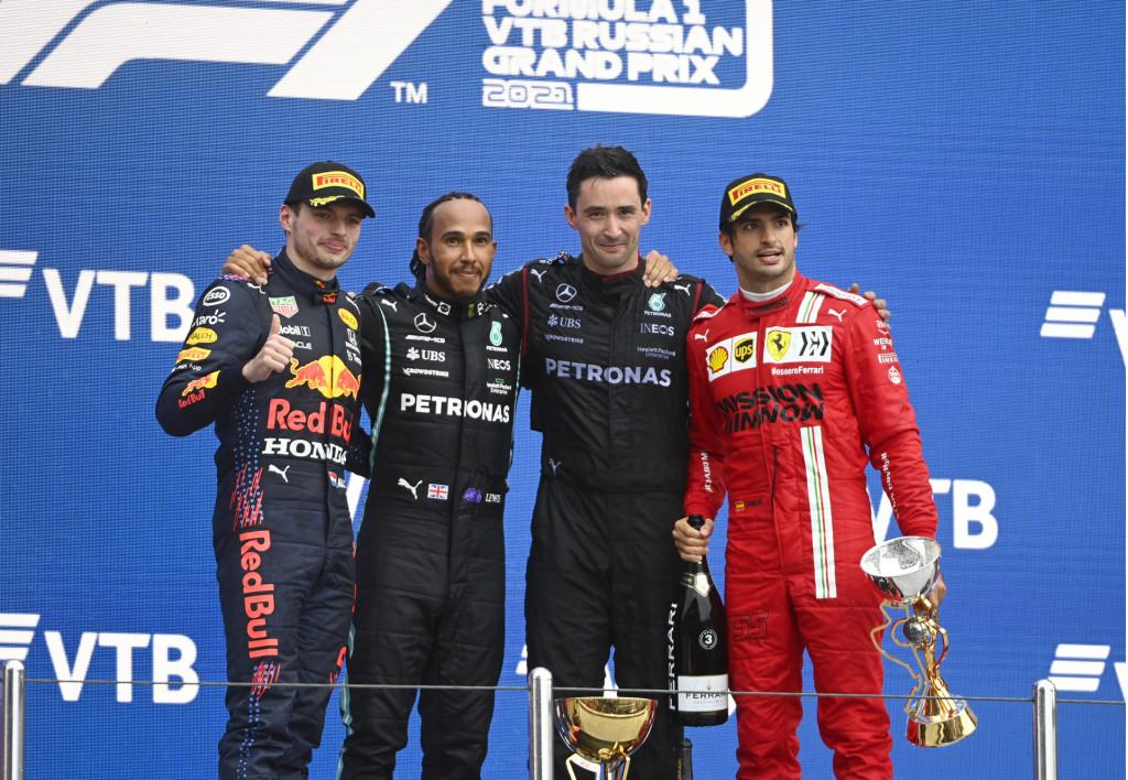 2021 Formula One Russian Grand Prix