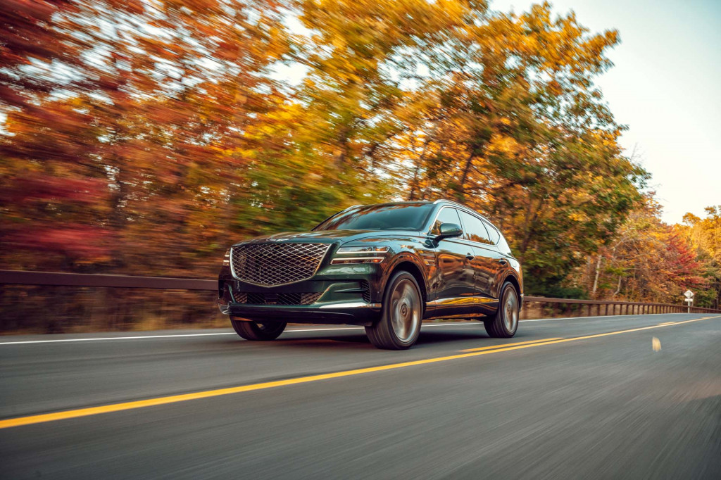 Genesis GV80: Best SUV To Buy 2021
