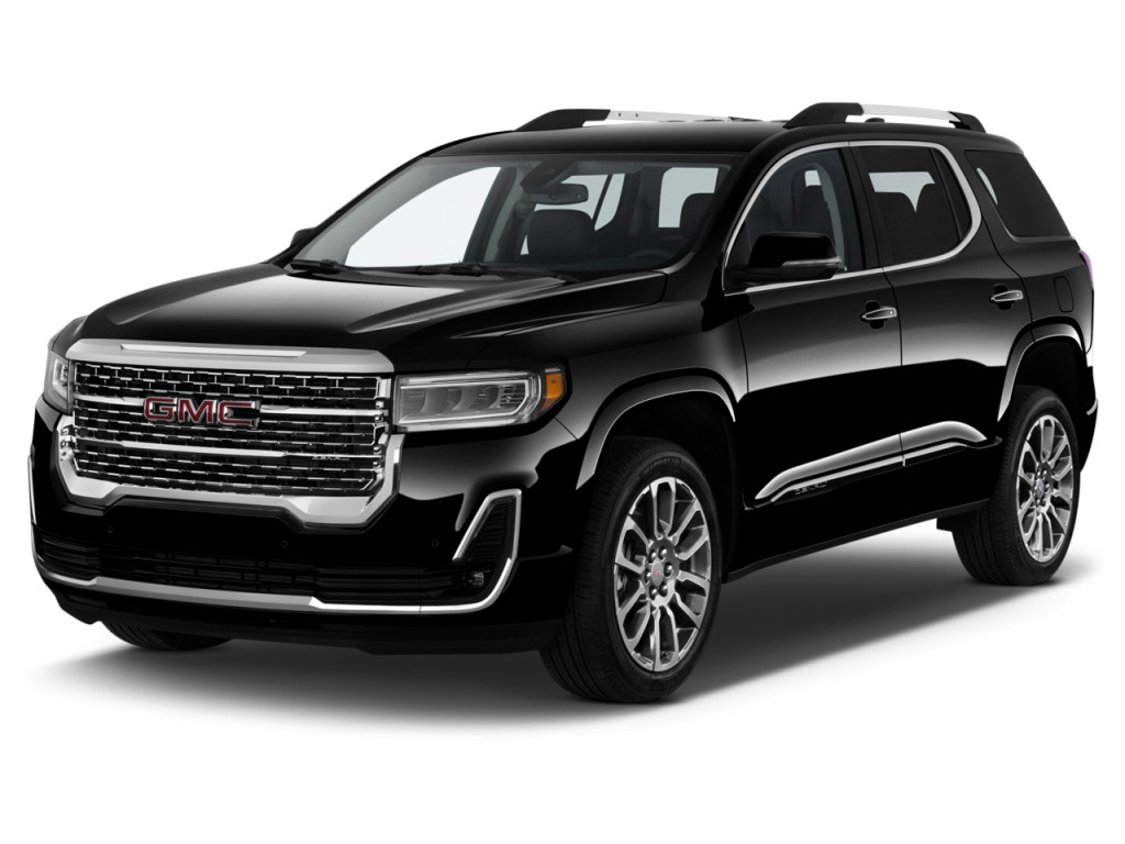 2021 Gmc Acadia Review Ratings Specs Prices And Photos The Car Connection