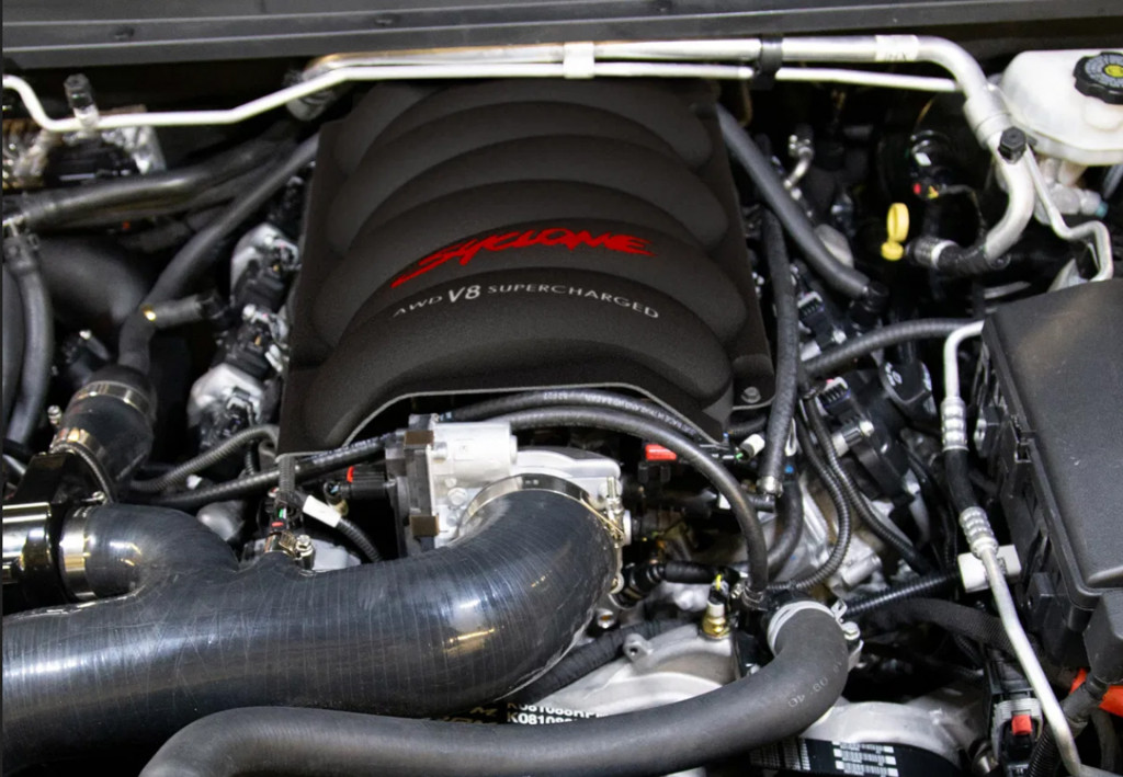 2021 GMC Syclone by Specialty Vehicle Engineering