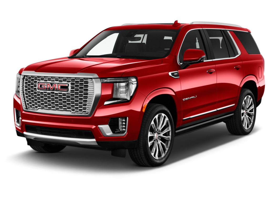 2021 Gmc Yukon Review Ratings Specs Prices And Photos The Car Connection