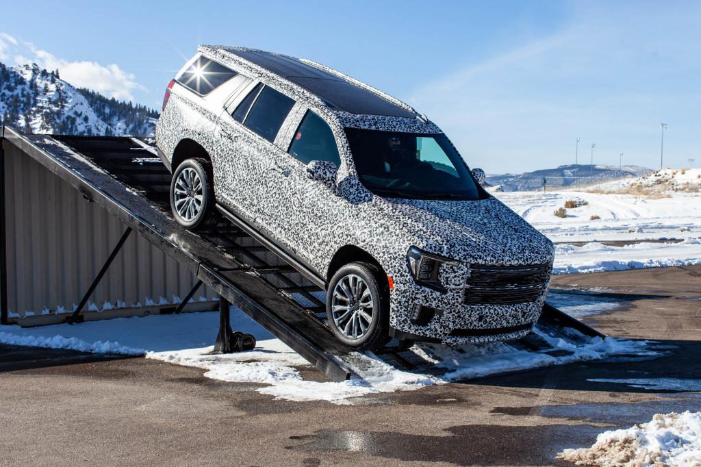 First drive review: 2021 GMC Yukon Denali tacks toward ...