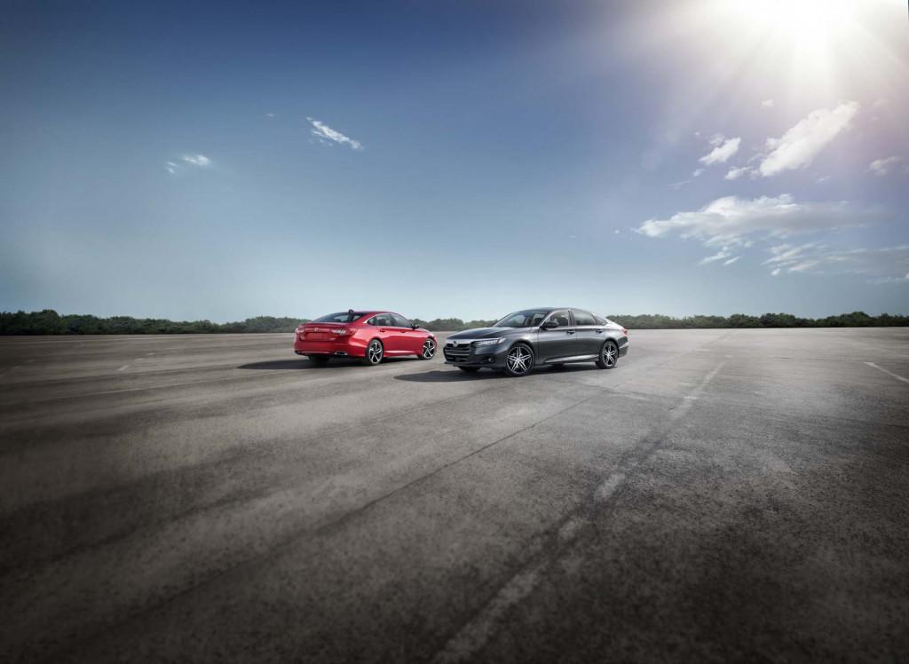 2021 Honda Accord vs 2021 Toyota Camry: Compare Cars