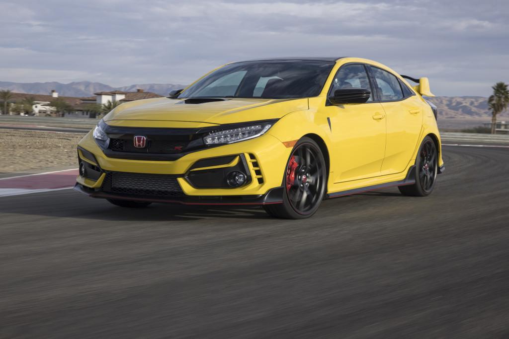 Honda Civic Type R: Best Sports Car To Buy 2021