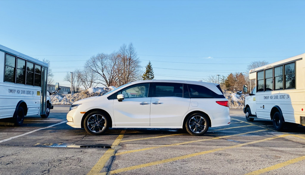 Review update: 2021 Honda Odyssey does not abhor a vacuum