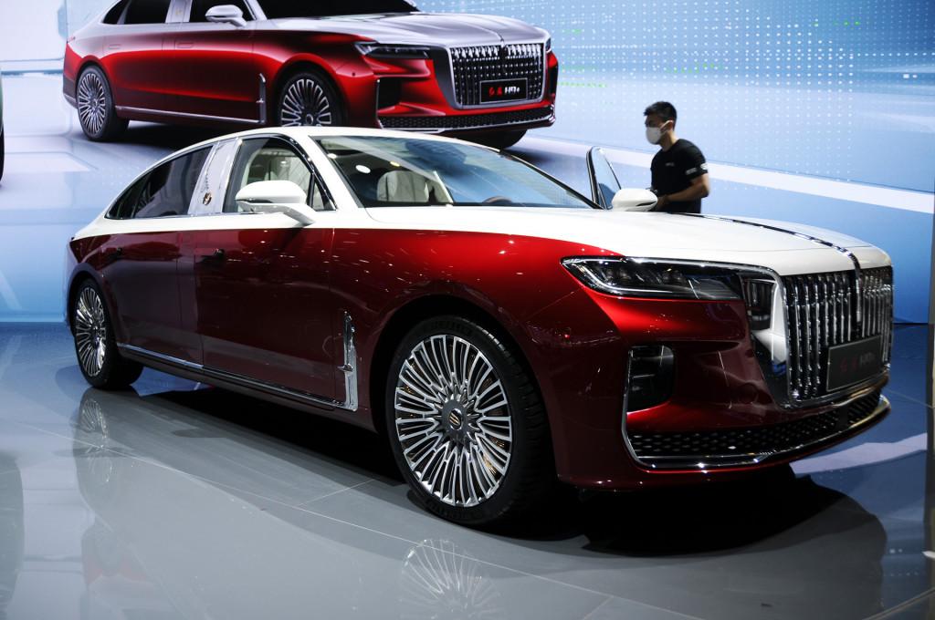 2021 Hongqi H9+ - 2020 Beijing auto show