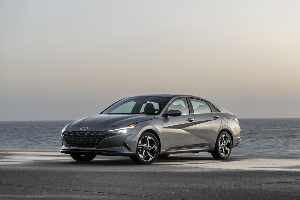Hyundai Elantra Hybrid: Best Economy Car To Buy 2021