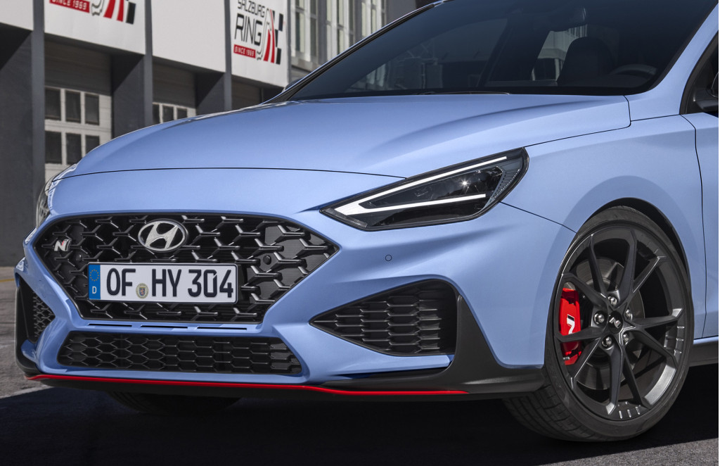 2021 Hyundai i30 N