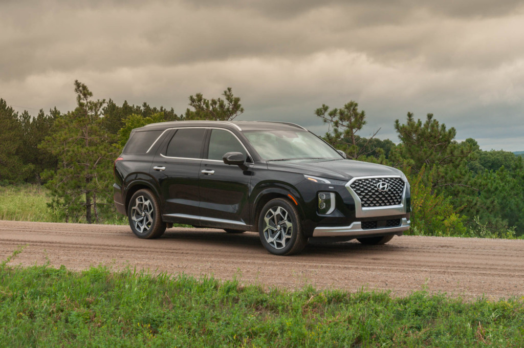 Review update: 2021 Hyundai Palisade Calligraphy sets the bar for three-row SUVs