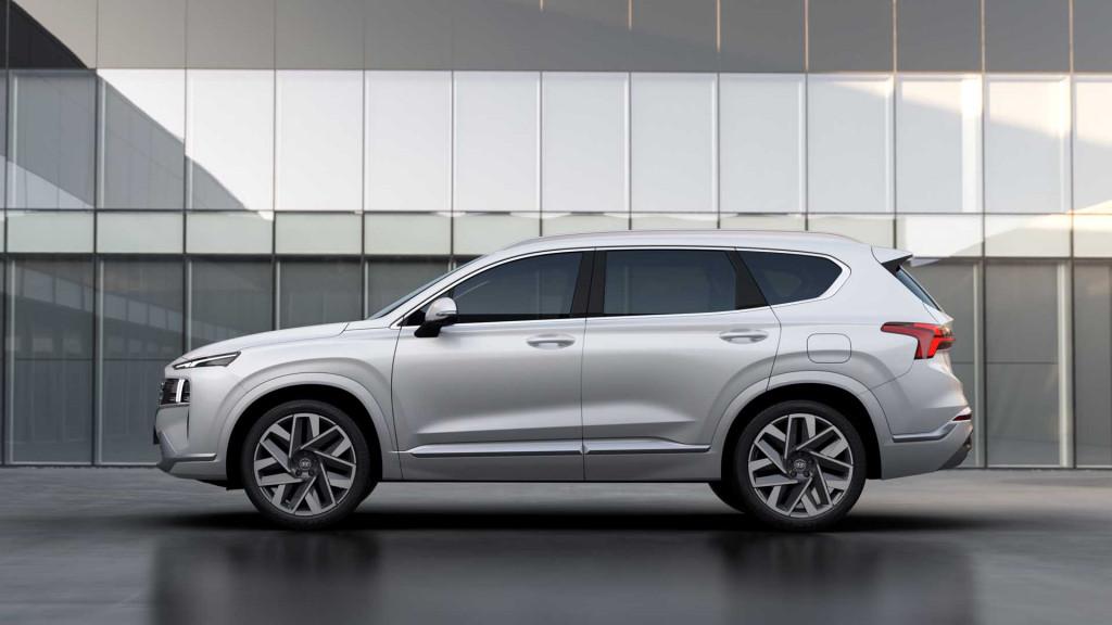 2021 Hyundai Santa Fe Calligraphy vs. 2021 Kia Sorento SX X-Line: Compare Crossover SUVs