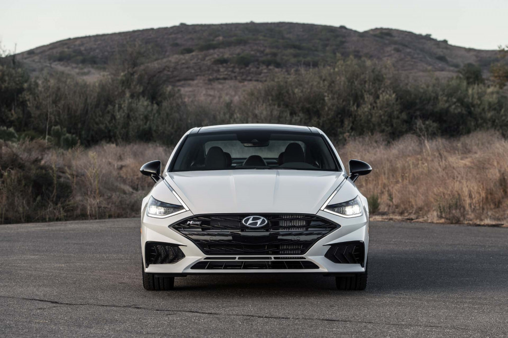 first drive review: 2021 hyundai sonata n line is a