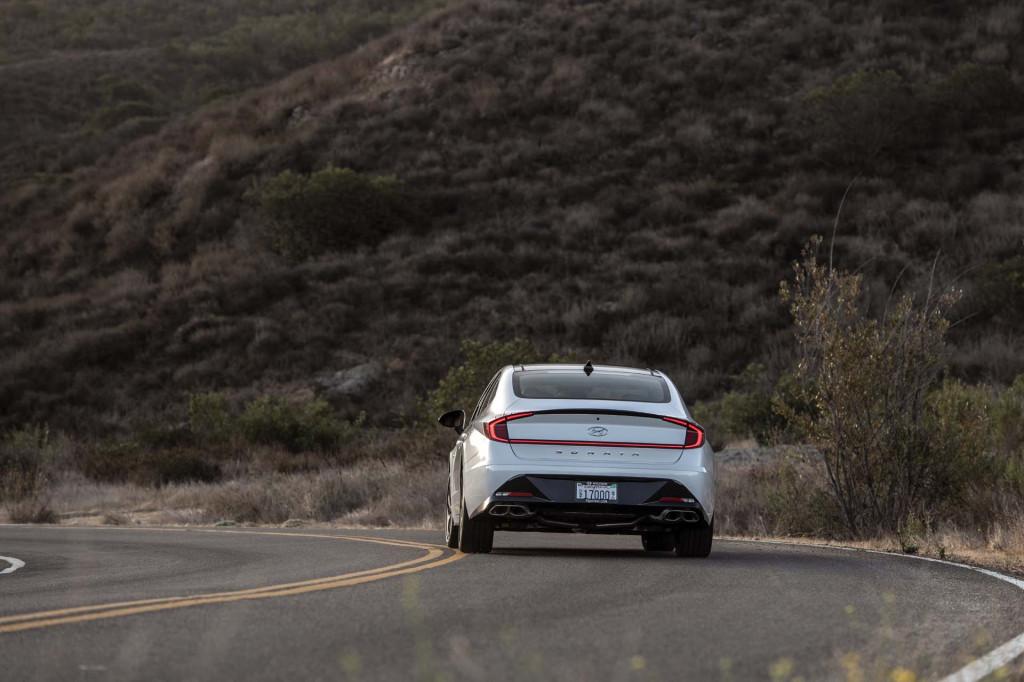 First drive review: 2021 Hyundai Sonata N Line is a ...
