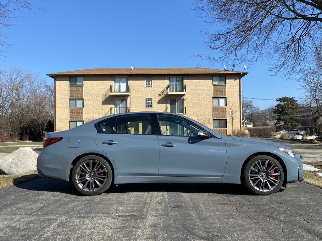 Review update: 2021 Infiniti Q50 Red Sport hits the mark, misses the cut