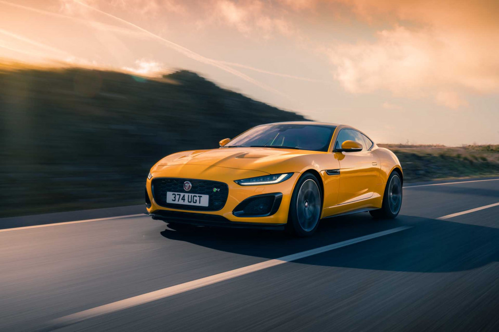 2021 Jaguar F-Type R first drive