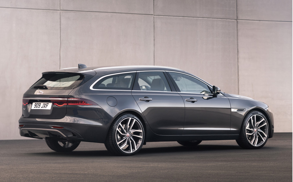 Preview: 2021 Jaguar XF arrives with sharper looks, new ...