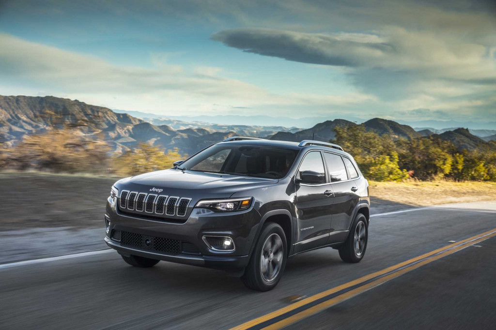Jeep Cherokee SUV adds mid-grade Latitude Lux trim for 2021