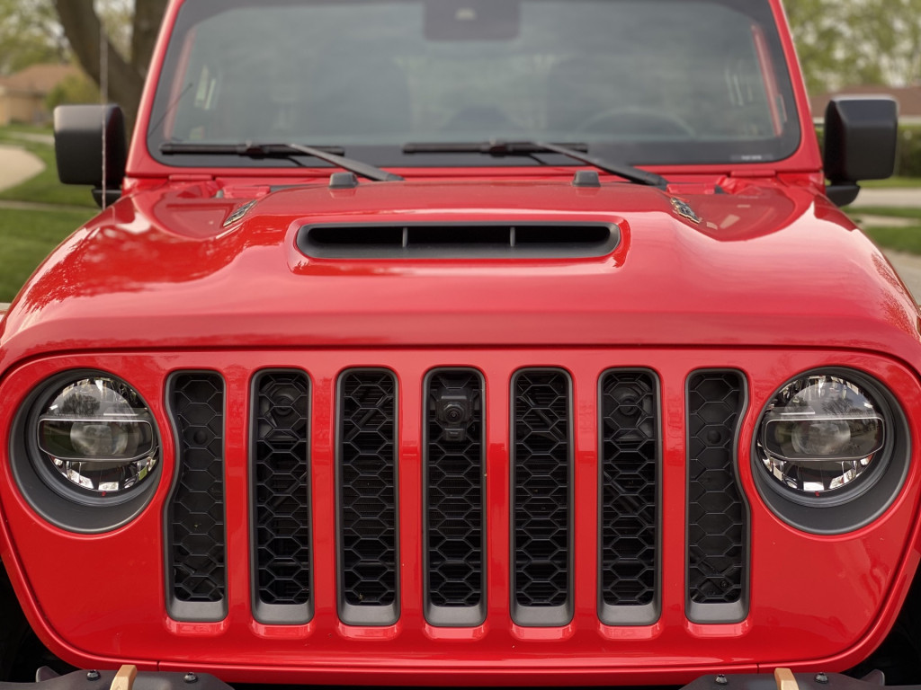 First drive: 2021 Jeep Wrangler Rubicon 392 proves just how fun nonsense can be
