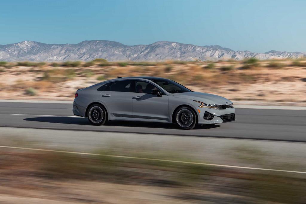 Kia K5: Best Car To Buy 2021 nominee