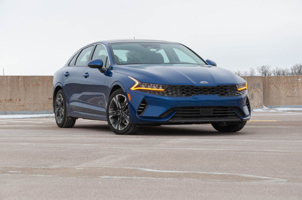 Review update: 2021 Kia K5 takes trendy style to the mainstream