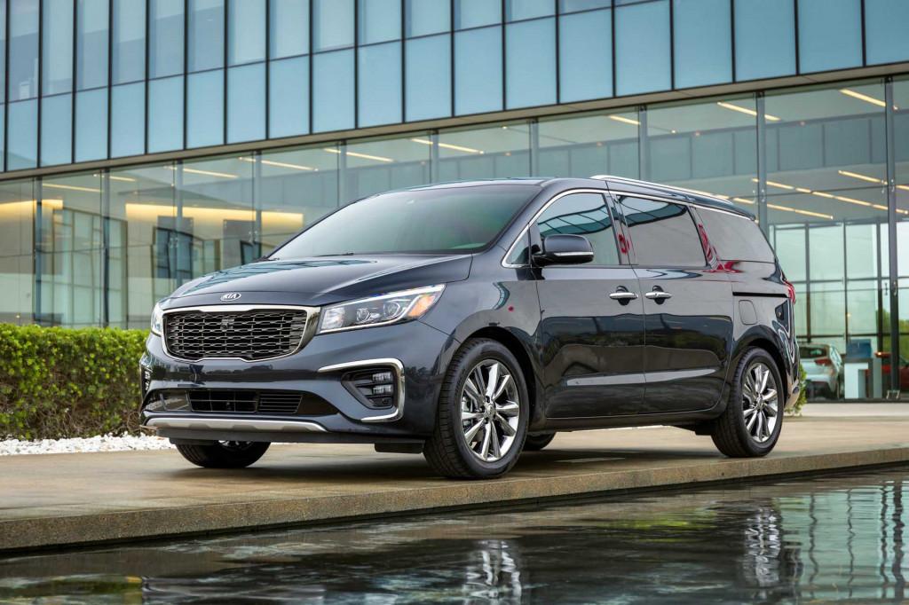 2022 Kia Sedona minivan to be renamed Kia Carnival