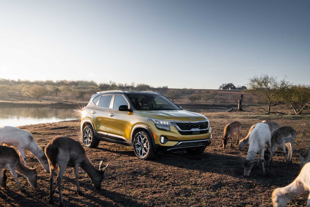 First drive: 2021 Kia Seltos rides in style
