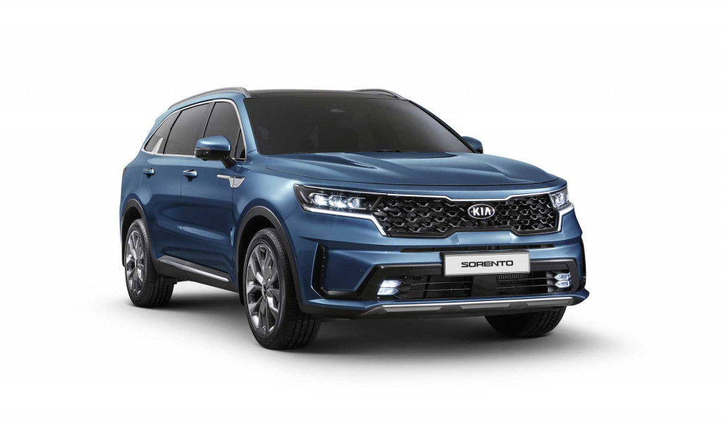 2021 Kia Sorento three-row crossover detailed: More space, more style, more efficient