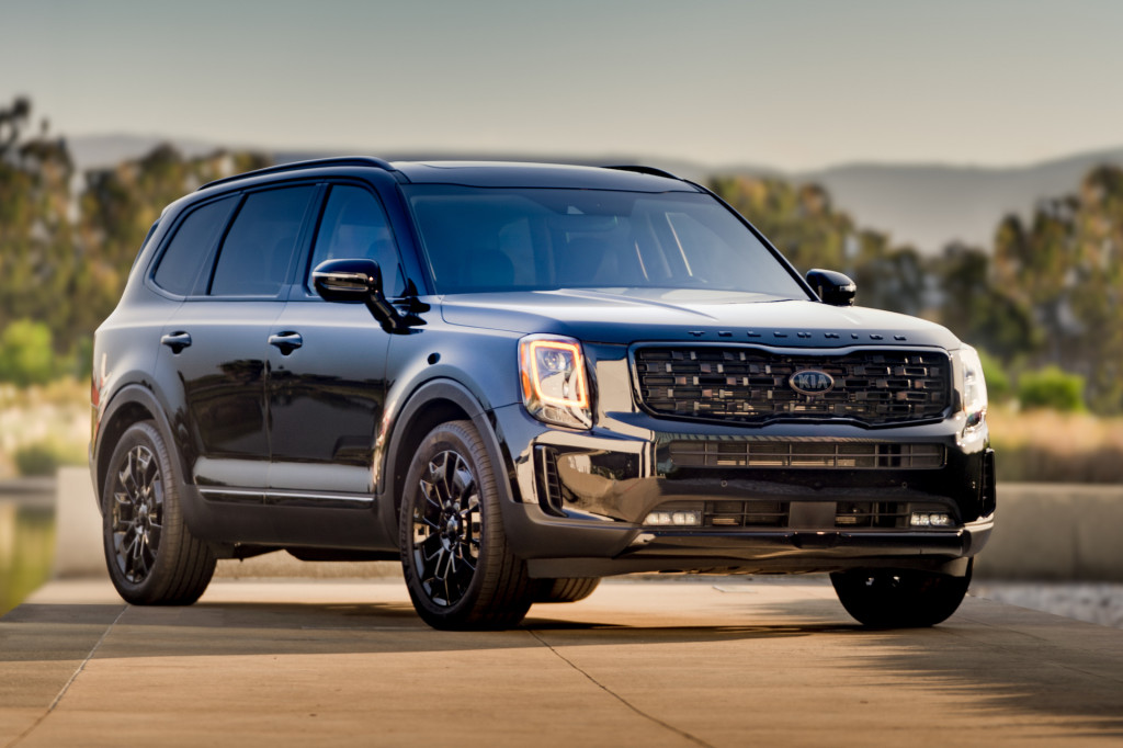 New And Used Kia Telluride Prices Photos Reviews Specs The Car Connection