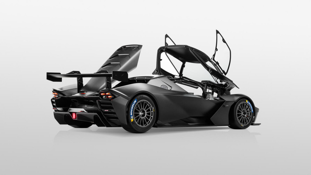 2021 KTM X-Bow GTX race car