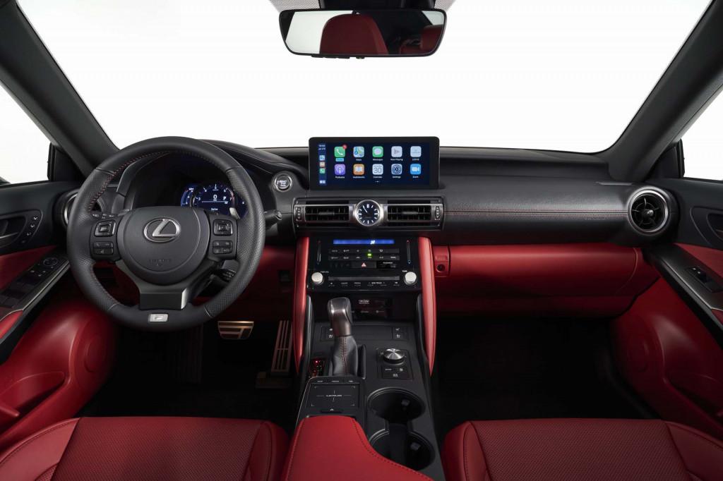 2021 Lexus IS350 F Sport