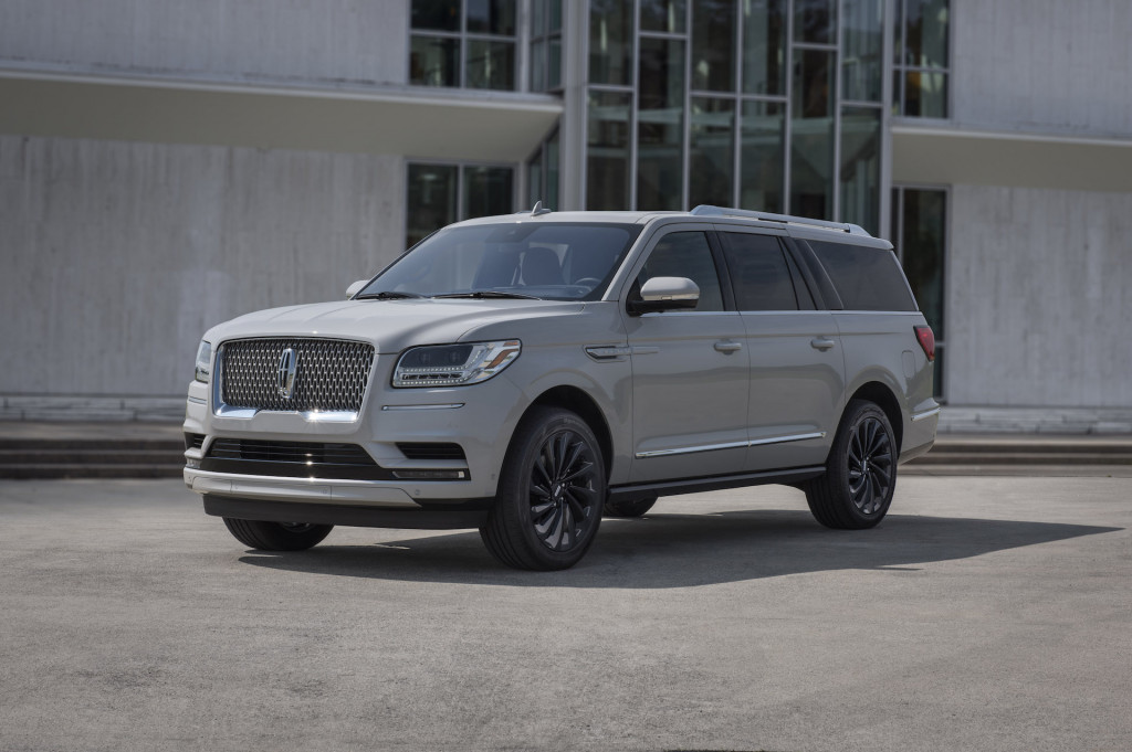 2021 Lincoln Navigator Review, Ratings, Specs, Prices, and Photos - The Car  Connection
