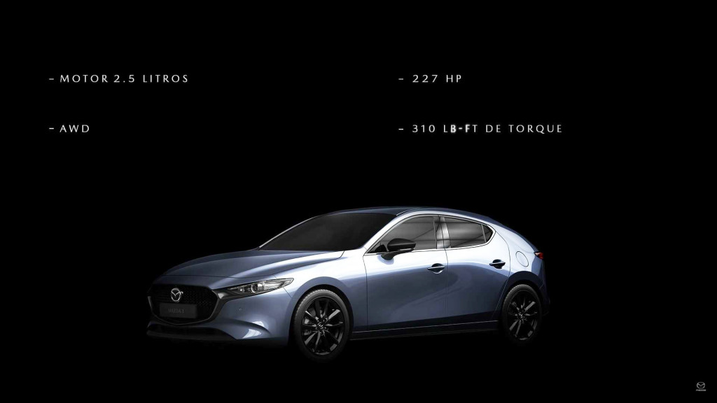New 2021 Mazda 3 compact car upgrades to three available engines