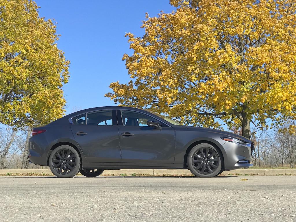 2021 Mazda 3 2.5 Turbo