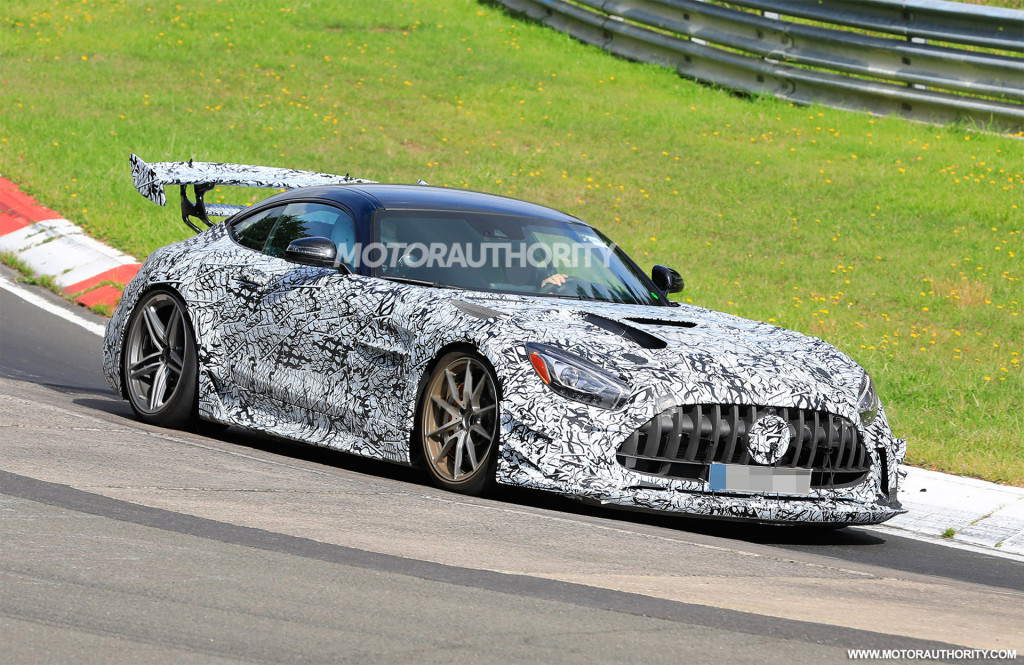 2021 Mercedes-AMG GT Black Series, 2020 Cadillac CT4, Tesla on the 'Ring: This Week's Top Photos